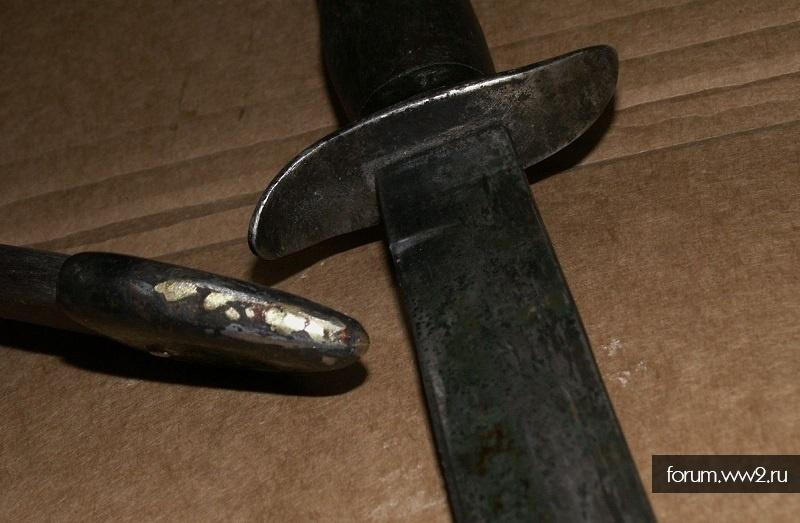 Нож разведчика тульский НР-40