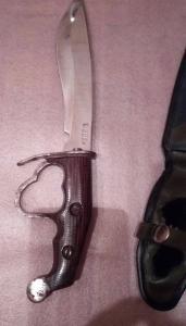 Помогите определить что за нож?