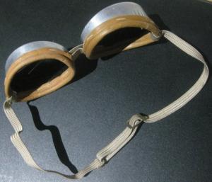Противоснежные очки егерей