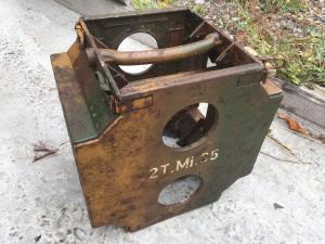 Переноска TMi-35 «в камуфляже» 1936 год