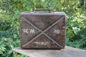 Ящик от мин 50мм.вермахт