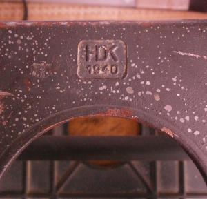 Переноска от T.mi 35 в краске с надписями