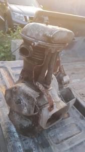 Мотор БМВ на опознание