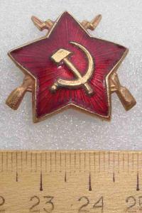 Эмблема кокарда ВОХР МПС