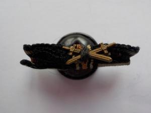 Пуговичная миниатюра креста Гинденбурга.