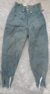 Немецкие брюки Keilhose с чердака