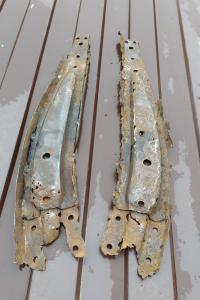 остатки вилки БМВ Р-2