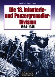 Ищу книгу (можно в электронном виде) Die 18. Infanterie- und Panzergrenadierdivision 1934-1945. Joachim Engelmann
