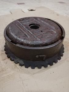 Макет мины ПМЗ-40