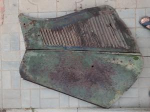 Капот ГАЗ М1