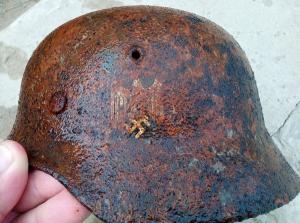 Немецкий шлем М 40