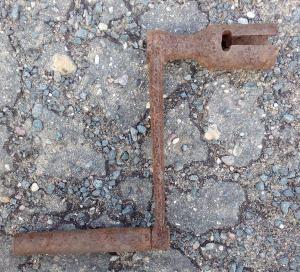 заводная ручка от т-26