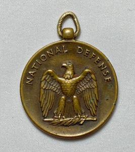 Медаль «За службу в Национальной обороне США».