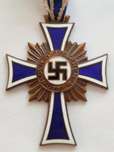 Почётный крест немецкой матери в бронзе