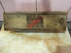 Коробка для Gluhzunder 28. Редкость!
