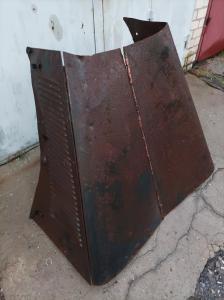 Капот мерседес 170v