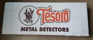 Металлоискатель Tesoro Silver μMax