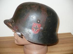Венгерский шлем М37
