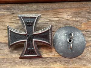 Железный крест 1 класса ПМВ аукцион