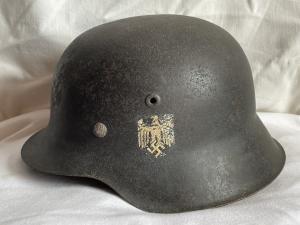 Немецкая каска М 42 Вермахт