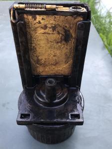 Бакелитовый фонарь