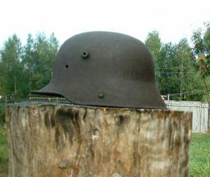 реставрация рогача М16 66 размера