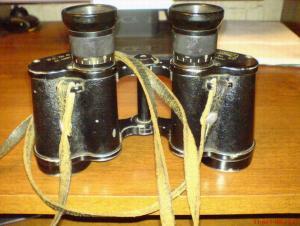 Немецкие бинокли (показ из коллекций)