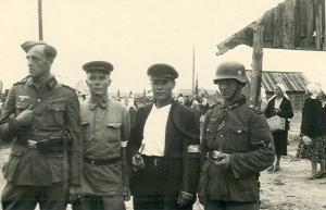Немцы и коллаборационисты