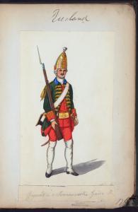 Униформа Русской Армии (960-1900 гг.)