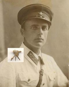 Редкие петличные эмблемы РККА