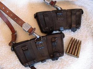 Подсумки для Mauser K98 (из коллекций)