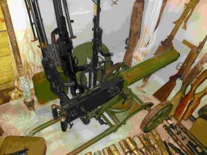 Накрыли арсенал оружия ! Поймали продавцов орденов ! и т.д. и т.п.