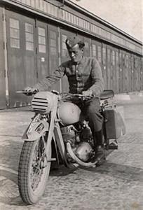 Обвес армейских мото и авто WWII.