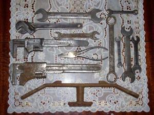 Разный инструмент (в т.ч. определение)