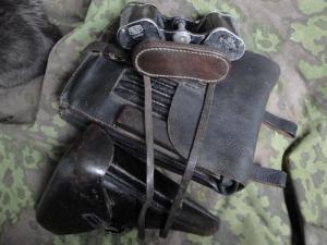 Бинокли SS-Diensglass с Мертвой головой