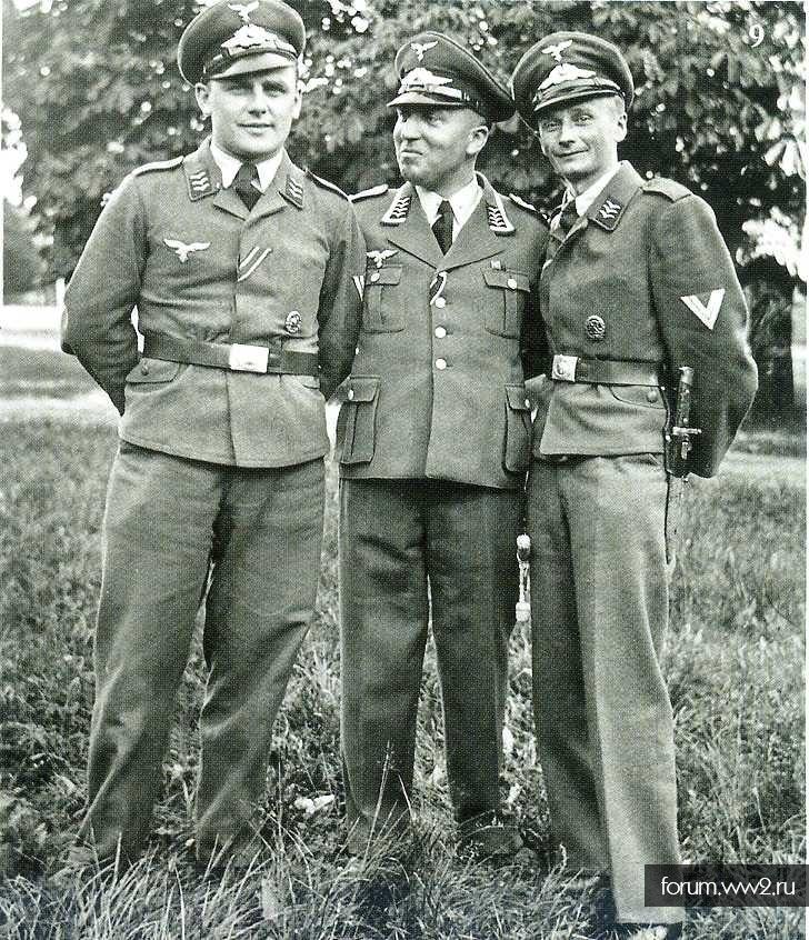 Нарукавные нашивки Wehrmacht