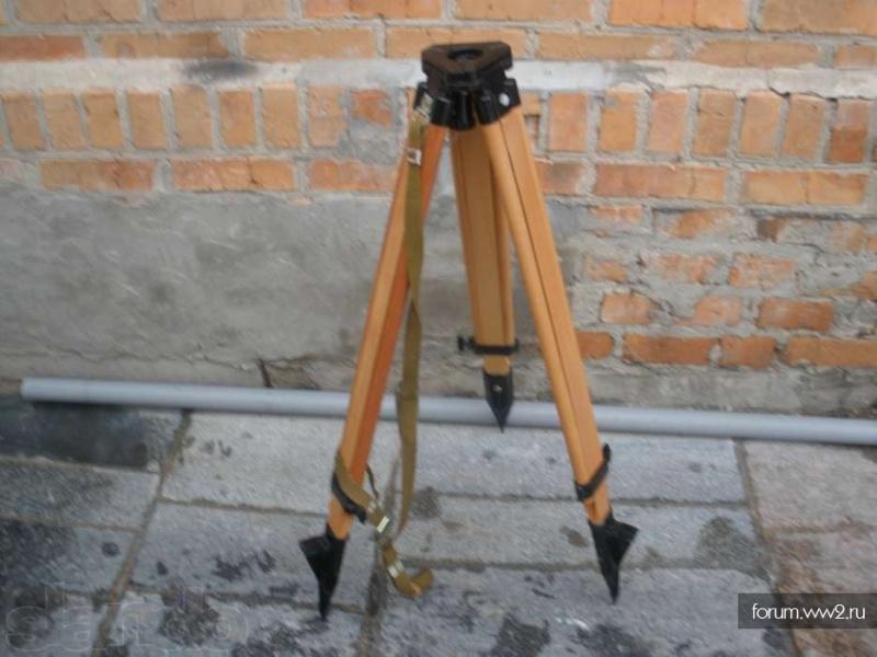 речь пойдет деревянный штатив для оптического нивелира фото сожалению