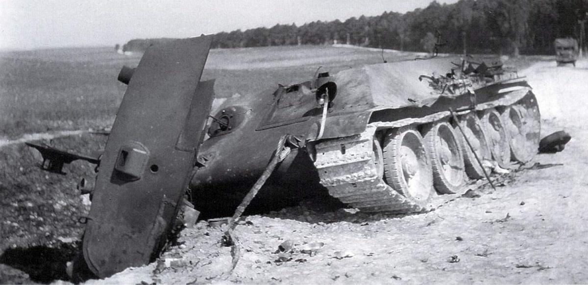 Домашний музей танка Т-34