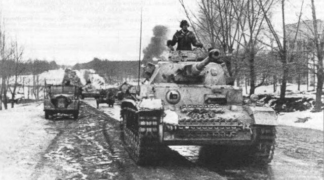 Наступление 2 танкового корпуса СС Пауля Хауссера на Харьков в феврале-марте 1943