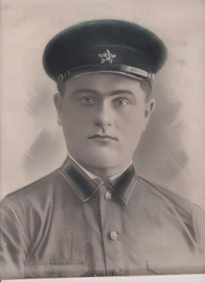Гимнастерка ПВ НКВД