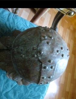 шлем рыцаря?