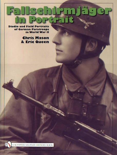 Ищу книгу Fallschirmjäger in Portrait: Studio and Field Portraits of German Paratroops in World War II