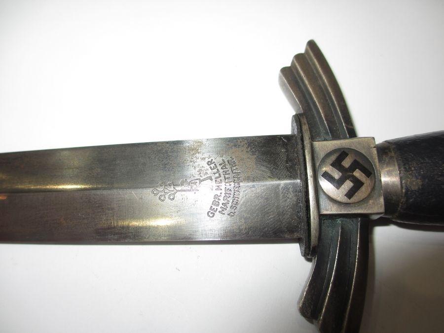 нож летчика dlv