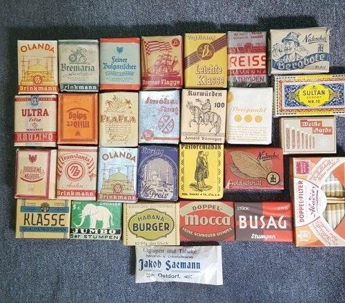 Табачные изделия III рейха