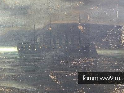 Вопрос к знатокам флота и кораблестроения. Корабль на картине?