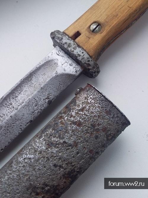 Штык нож к-98