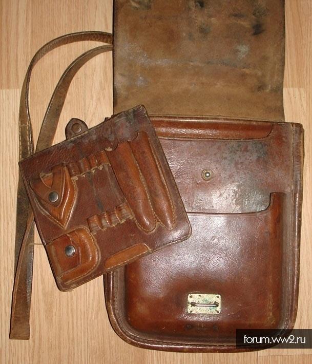 Полевая сумка комсостава РККА образца 1932 года.