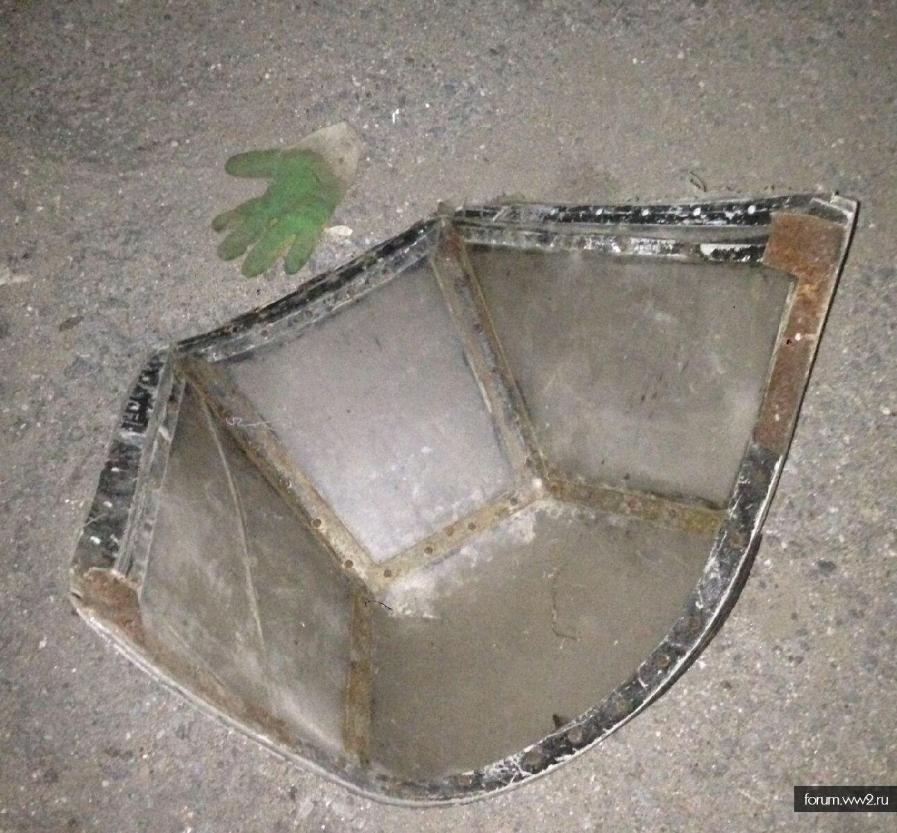 стекло кабины