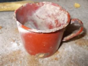 Хайлигенбайльский котёл кружка железо