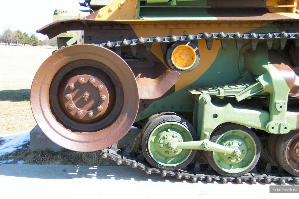 ролики и катки от бронетехники вов фото для